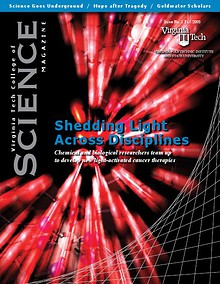 VT College of Science Magazine
