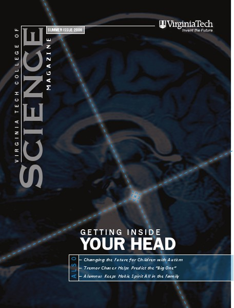 VT College of Science Magazine Summer 2006