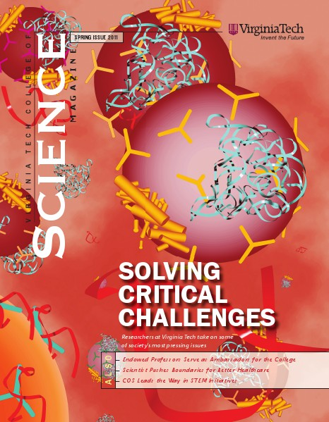 VT College of Science Magazine Spring 2011