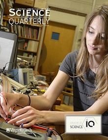 VT College of Science Quarterly August 2014