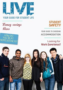 LIVE, your guide for student life