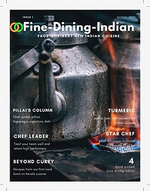 Fine Dining Indian Food Magazine