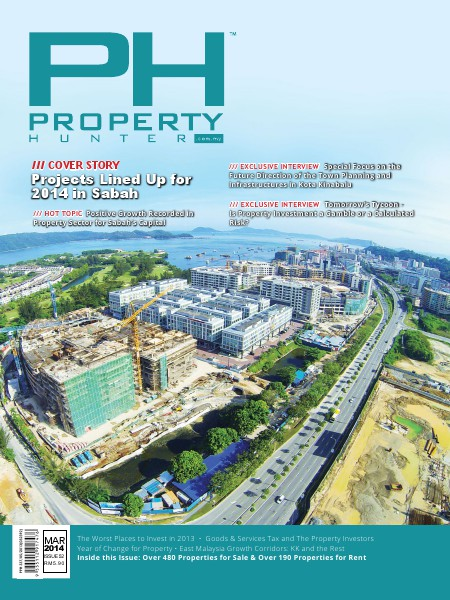 Property Hunter Magazine Property Hunter Magazine Issue 52 - March 2014