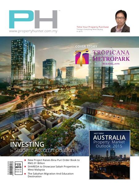 Property Hunter Magazine Issue 63- February 2015