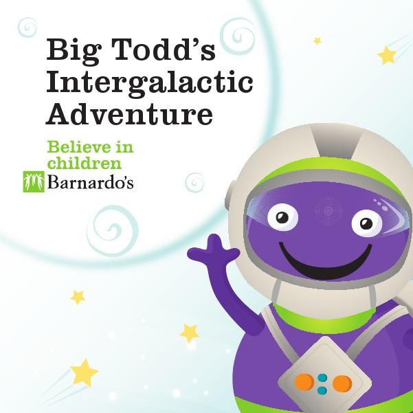 Toddle Storybook Big Todd's Intergalactic Adventure 2014