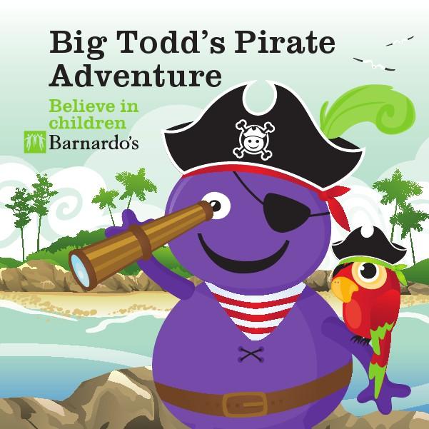 Big Todd's Pirate Adventure 2015