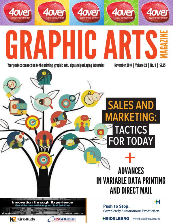 Graphic Arts Magazine November 2018