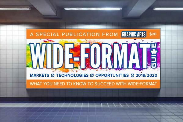 Wide-Format Guide 2019