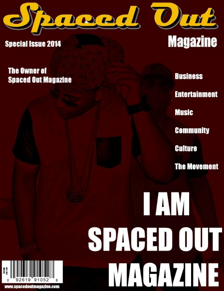Spaced Out Magazine Special Edition 1