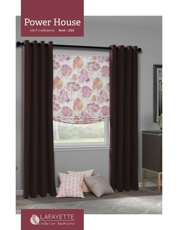 Select Masterpieces Fabric Collections Book 2203   Power House   2021