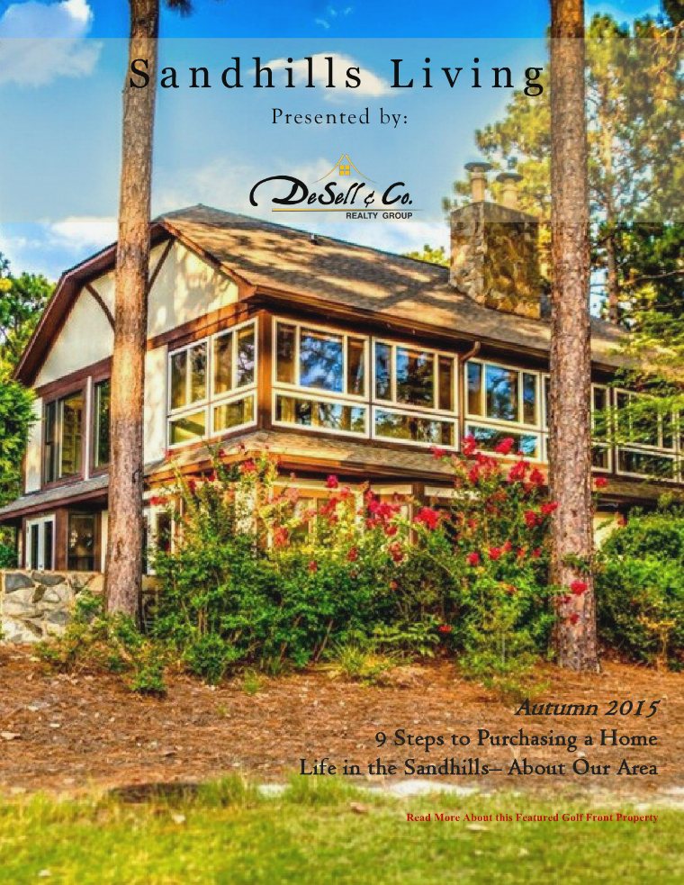 DeSell & Co Realty Group Buyer's Guide Autumn 2015