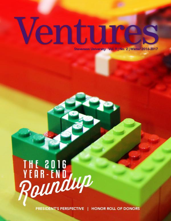 Ventures Winter 2016