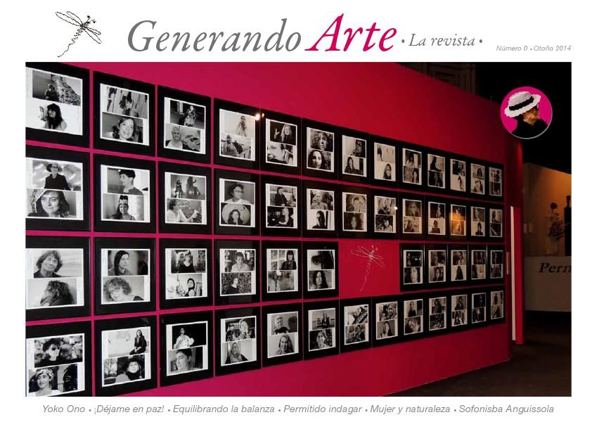 Generando Arte. La Revista Nº 0