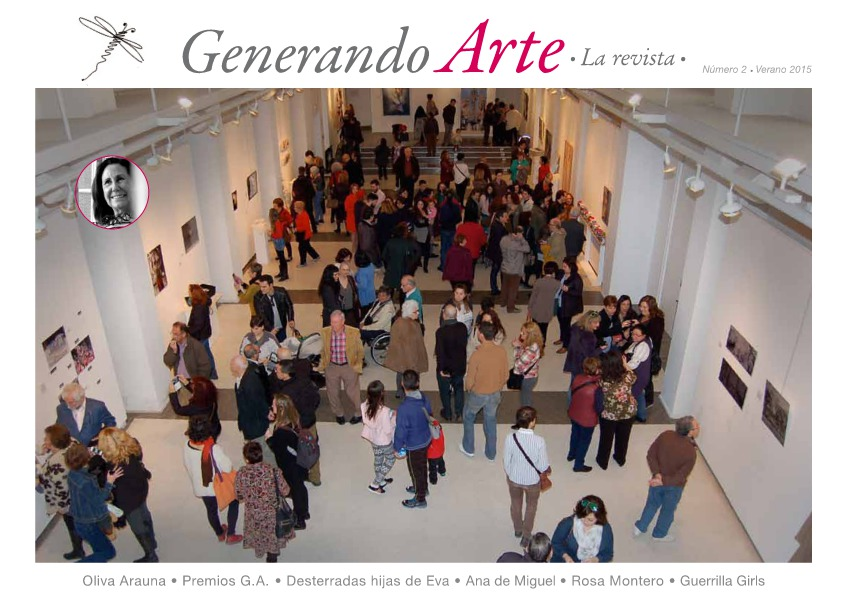 Generando Arte. La Revista nº 2. Junio 2015