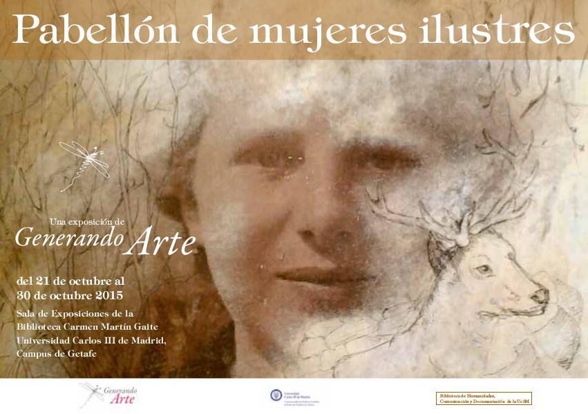 Pabellón de mujeres ilustres Octubre 2015