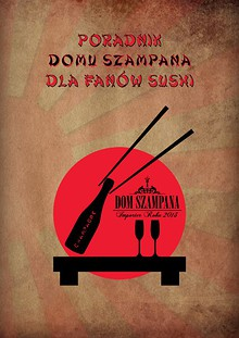 Poradnik Domu Szampana dla fanów sushi