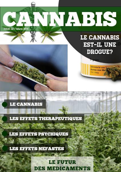 Le Cannabis 2014