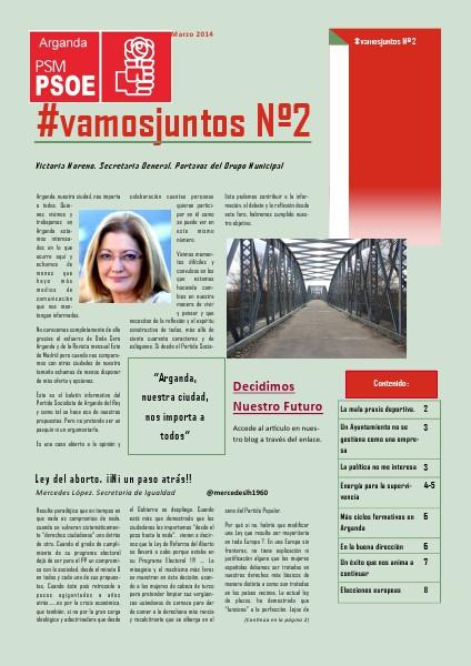 #vamosjuntos Nº 2