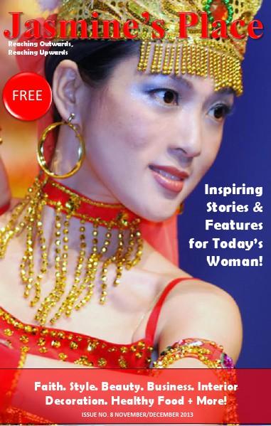 Jasmine's Place Issue No. 8 - November/December 2013