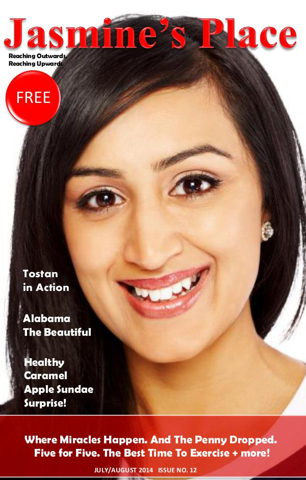 Issue No. 12 - July/August 2014