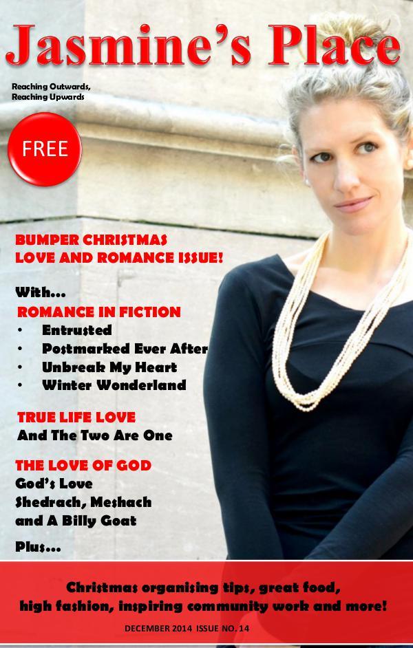 Jasmine's Place Issue No. 14 - December 2014