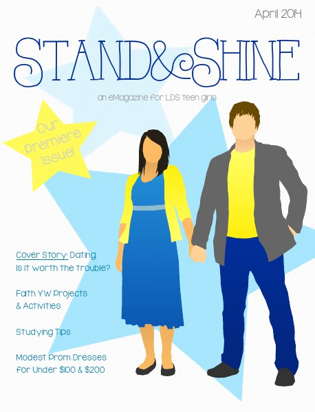 Stand and Shine Magazine April 2014