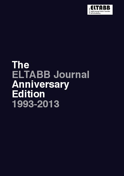 ELTABB Journal Volume 1