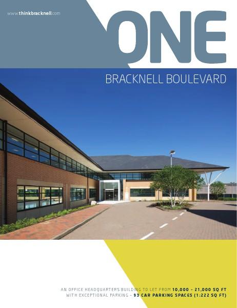 One Bracknell Boulevard, Bracknell