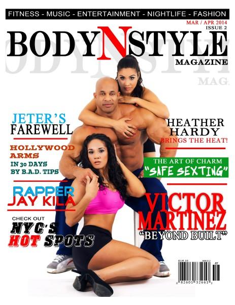 BodyNStyle Magazine Mar/Apr 2014