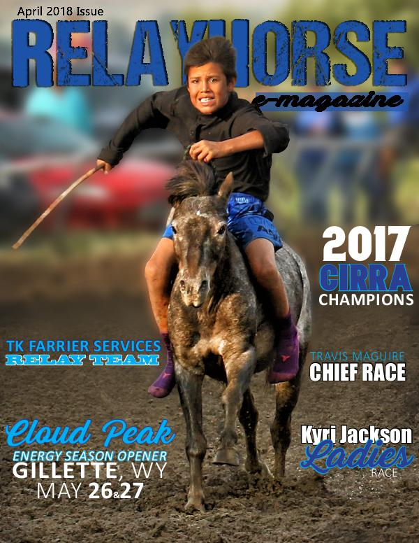 Relayhorse e-magazine March 2018 RHeM april 2018 4 15 18 PRINT READY