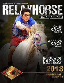 Relayhorse e-magazine March 2018