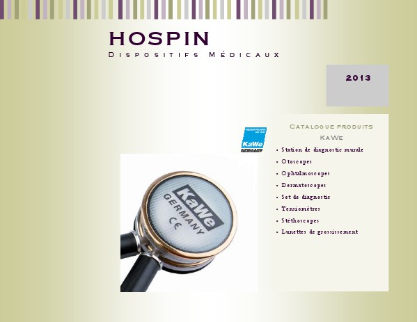 HOSPIN Medical Devices Vol. 1