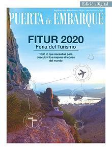 Puerta de Embarque 136 - Enero 2020