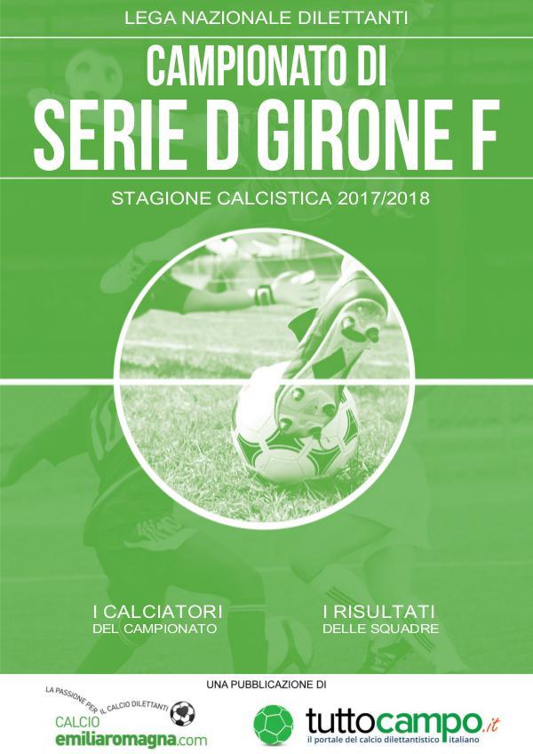 Serie D girone F Almanacco serie D girone F