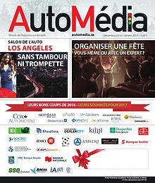 AutoMedia Décembre 2016