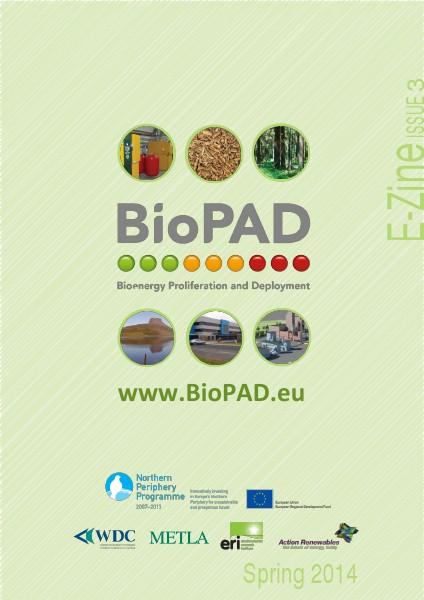 BioPAD E-Zine Issue 3 - Spring 2014
