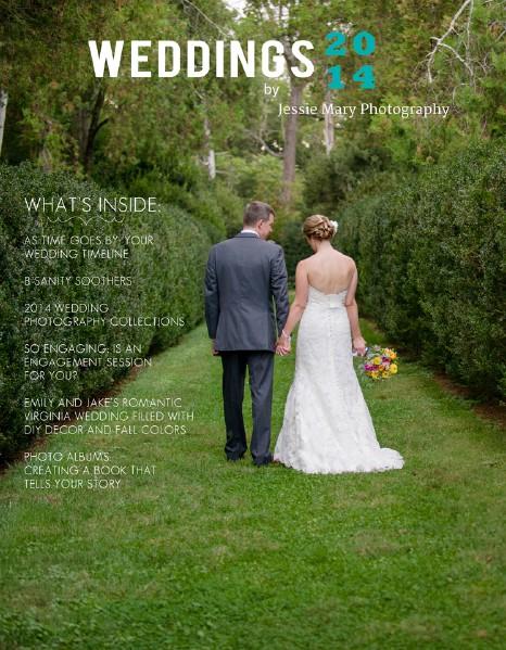 Jessie Mary Photography - Weddings 2014