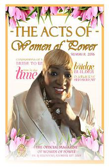 The Acts of Women of Power Summer 2016