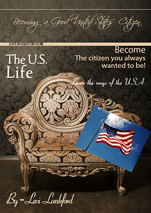Becoming a Good United States Citizen- Levi Lankford