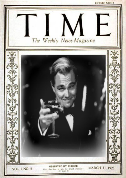 Time Magazine March 1923