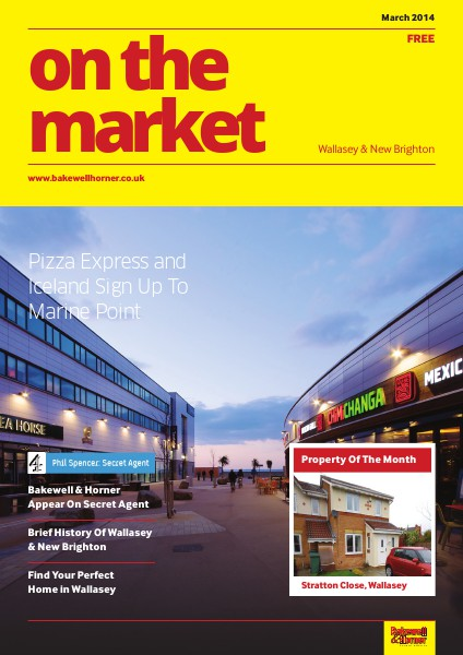 On The Market - Wirral's No1 Property Magazine March 2014