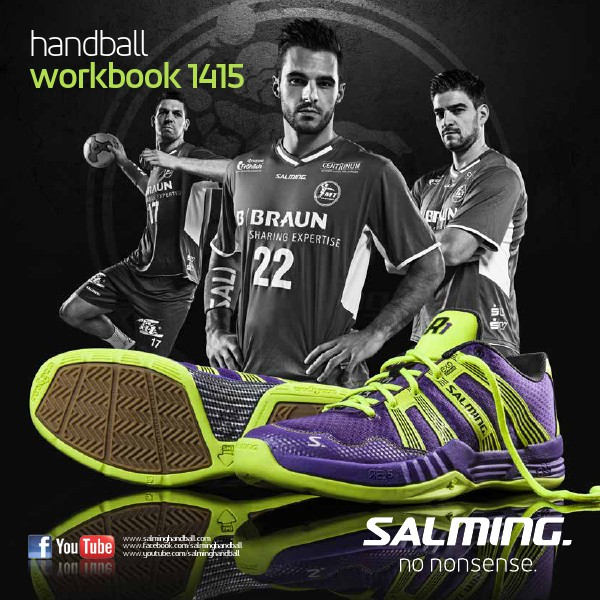 Salming Catalogues Handball 2014