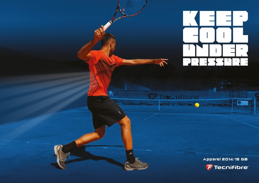 Tecnifibre Catalogues Clothing 2015
