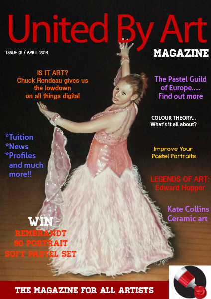 United By Art April 2014