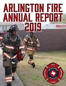 Arlington Fire Department Annual Report