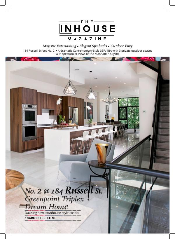 The InHouse Magazine 184 Russell No. 2