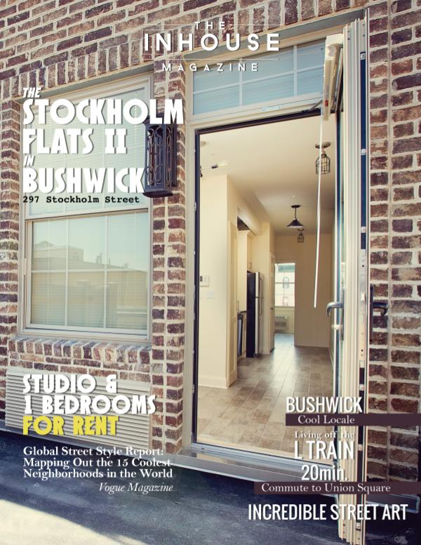 The InHouse Magazine 297-Stockholm