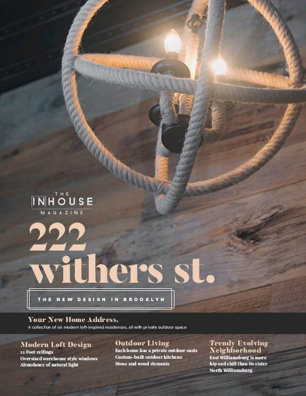 222 Withers Street, East Williamsburg