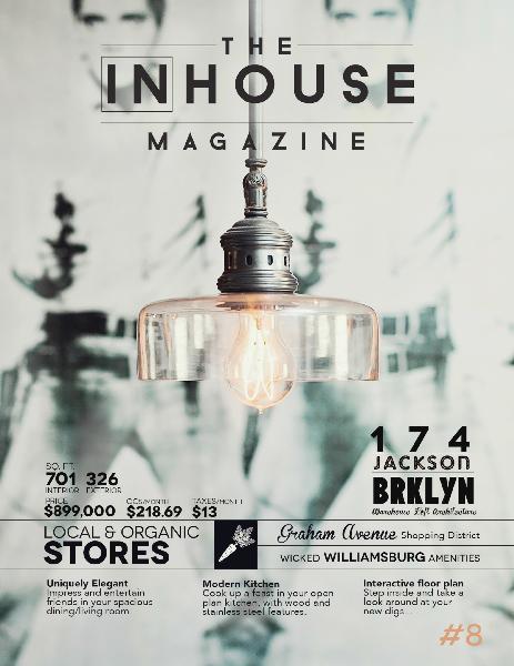 The InHouse Magazine Warehouse Loft Architecture || 174 Jackson Street