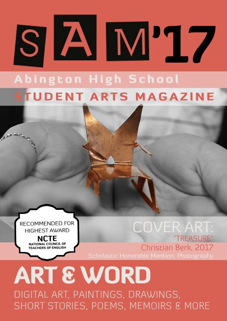 Abington High School Student Arts Magazine 2016-2017